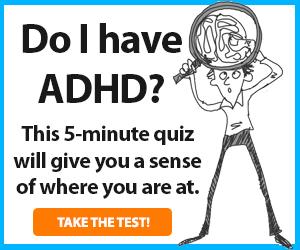 Thumbnail ADHD Quiz
