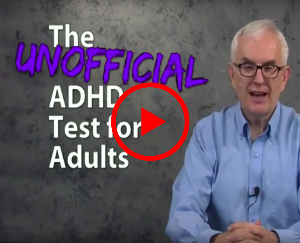 The 'Unofficial' ADHD Quiz for Adults