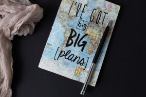 Road map turned into journal
