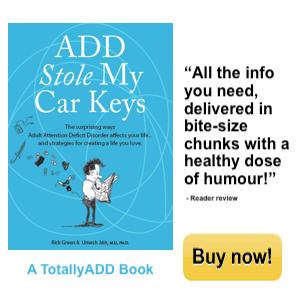 ADHD book