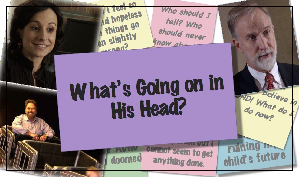 Video Thumbnail What's Going on in his head does the add brain think differently