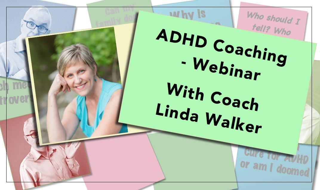 Linda Walker Webinar