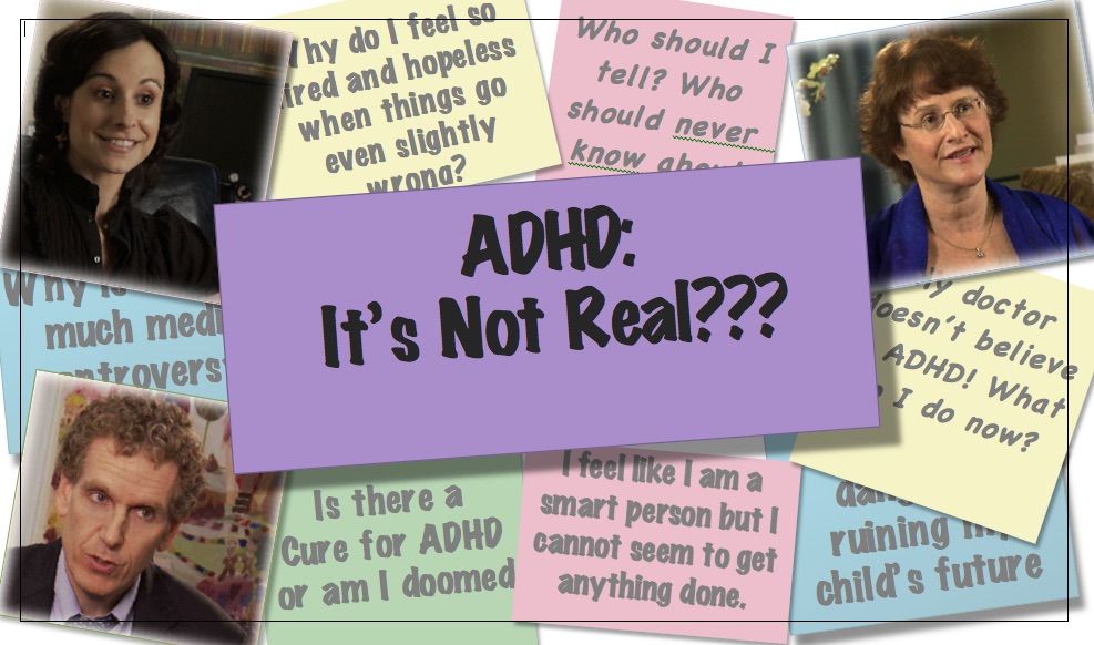 Video thumbnail ADHD- It's Not Real???
