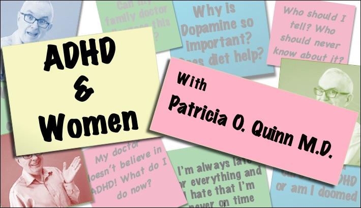 ADHD and Women Webinar