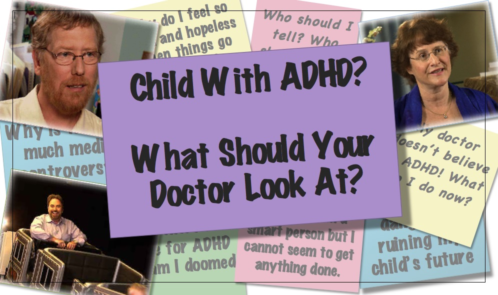 Video thumbnail Child with ADHD? What Should Your Doctor Look At?