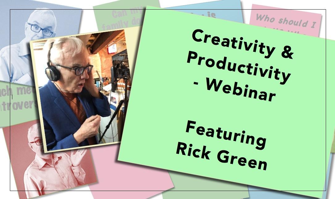 Video thumbnail Creativity Productivity
