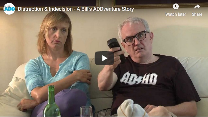 ADHD Video about indecision
