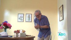 Glue a Chair - ADHD Humor
