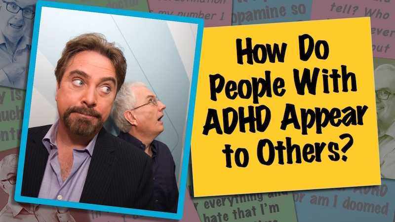 Video How do people with ADHD appear to others thumbnail