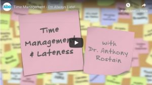 Time Management | I'm Always Late!