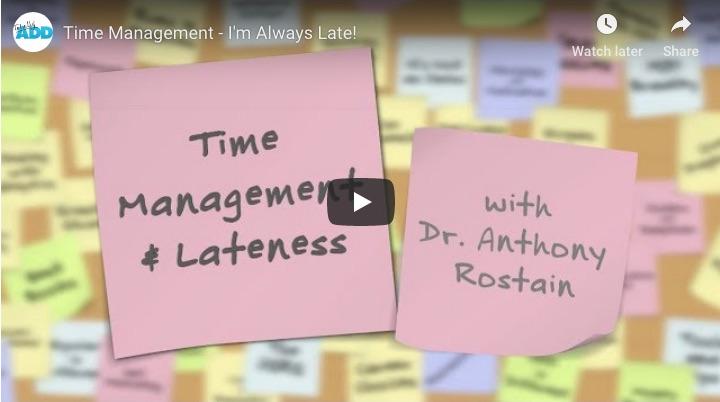 Thumbnail Time Management