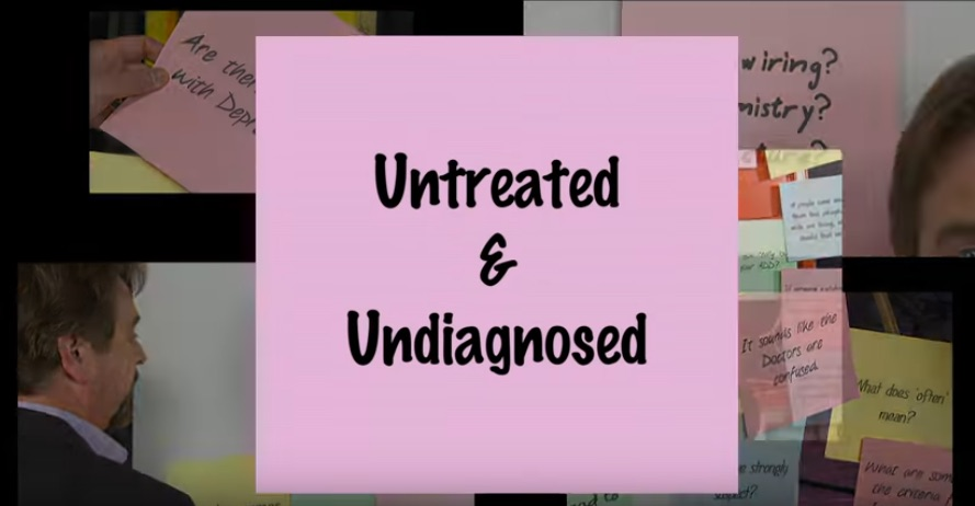 Video thumbnail Untreated & Undiagnosed