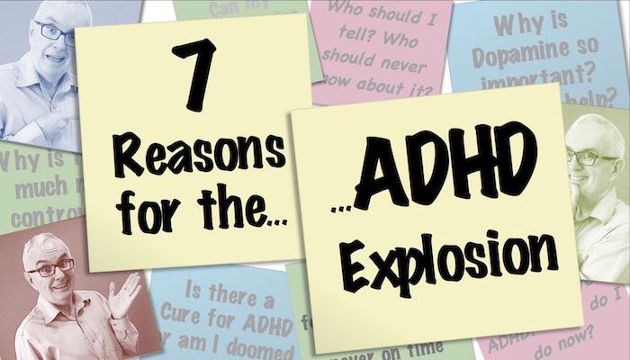 Video thumbnail ADHD Explosion