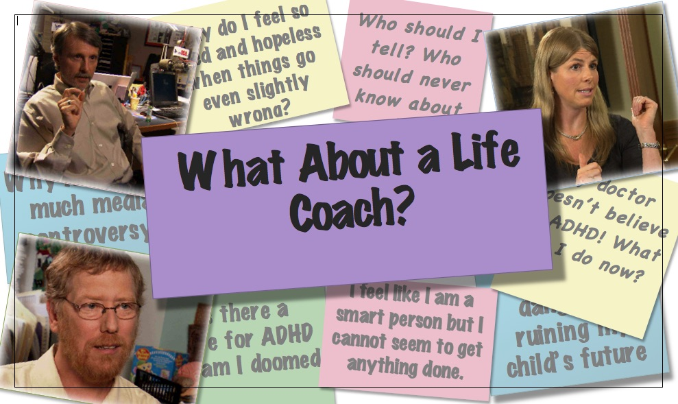 Video thumbnail What About a Life Coach?