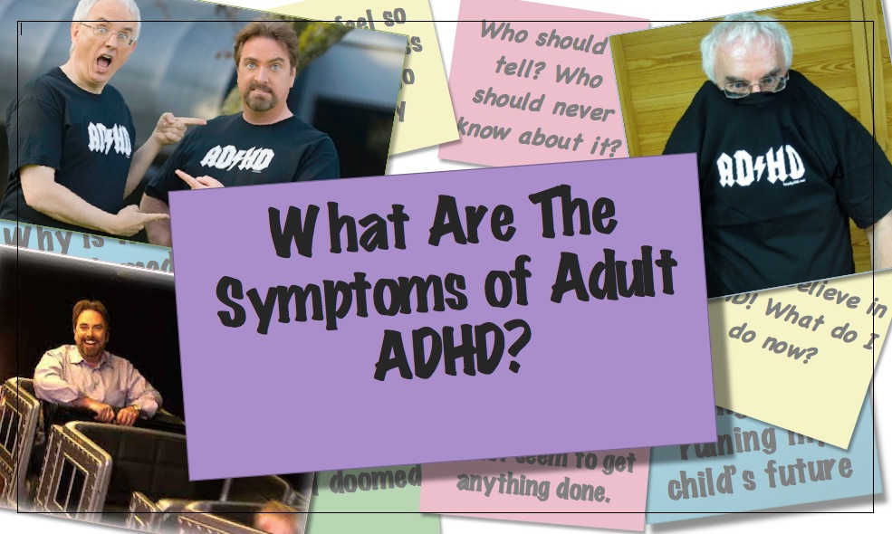Video thumbnail What are the symptoms of adult add