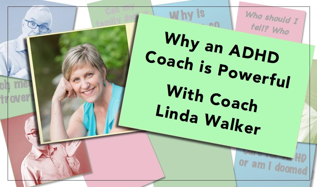 Video thumbnail why an ADHD Coach is powerful