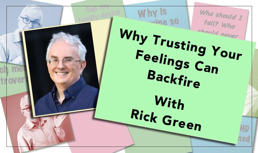 Video thumbnail trusting Feelings
