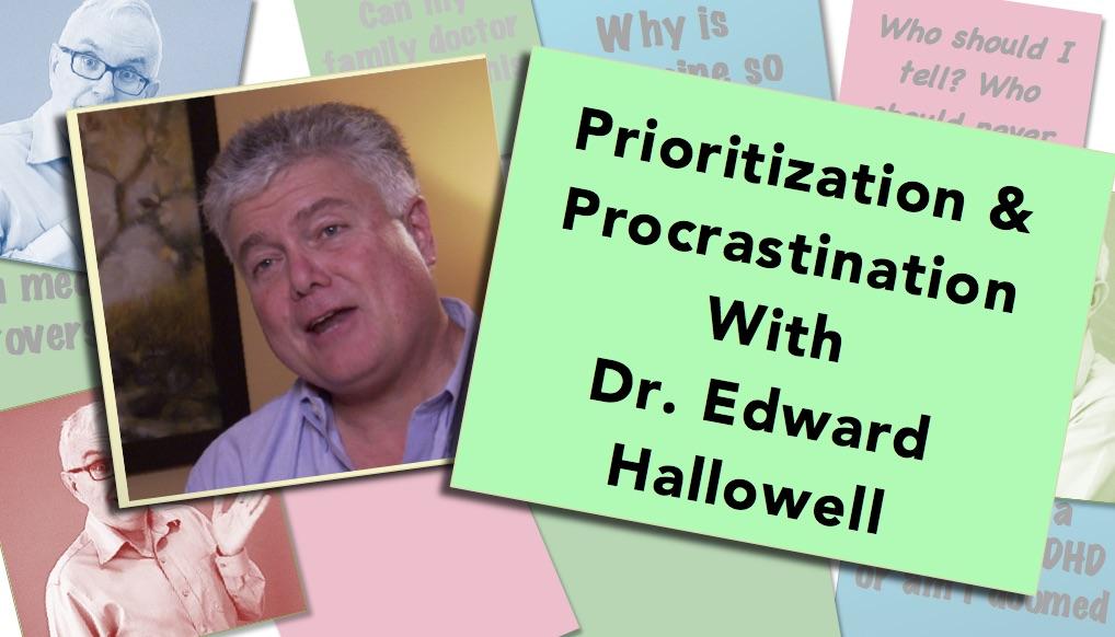 Procrastination video thumbnail