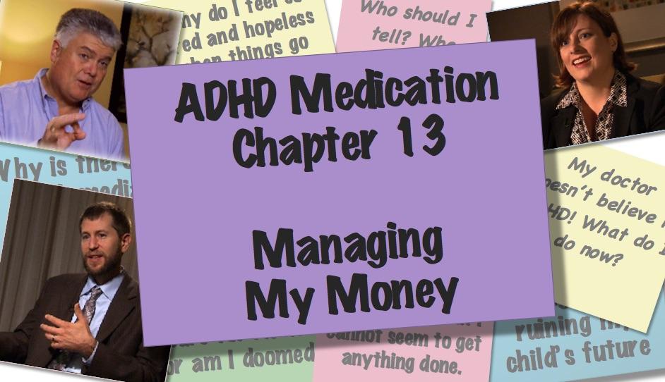 ADHD Money chapter 13 video thumbnail