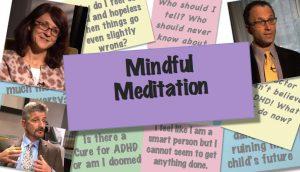 Mindful Meditation | Mindfulness, Sitting Still... with ADHD?!