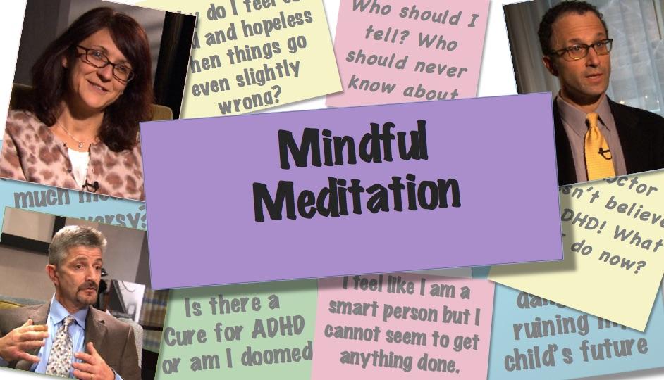 Mindfulness video thumbnail