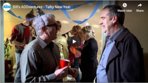A Talky New Year - Bill's ADDventures