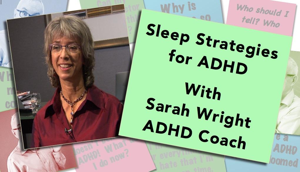 ADHD Sleep video