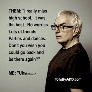 I Miss High School