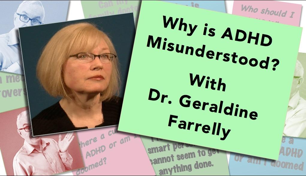 ADHD Expert Geraldine Farrelly