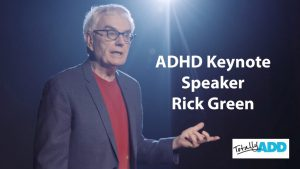 Failing at Life | ADHD Speaker Rick Green