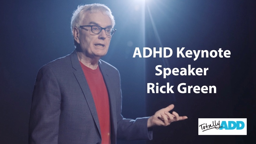 ADHD Speaker Rick Green