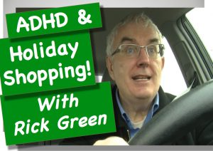 Holiday Shopping and ADHD