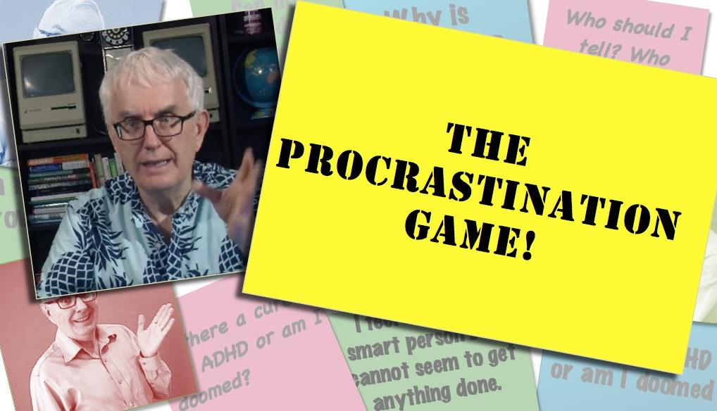 Procrastinate video thumbnail