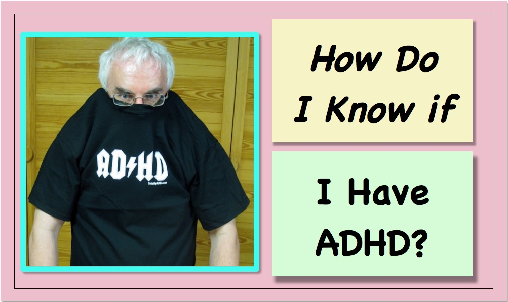 Video Thumbnail How Do I Know if I have ADHD with Rick Green