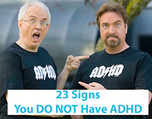 Do I Have ADD? - Find Out if You Have ADHD Symptoms