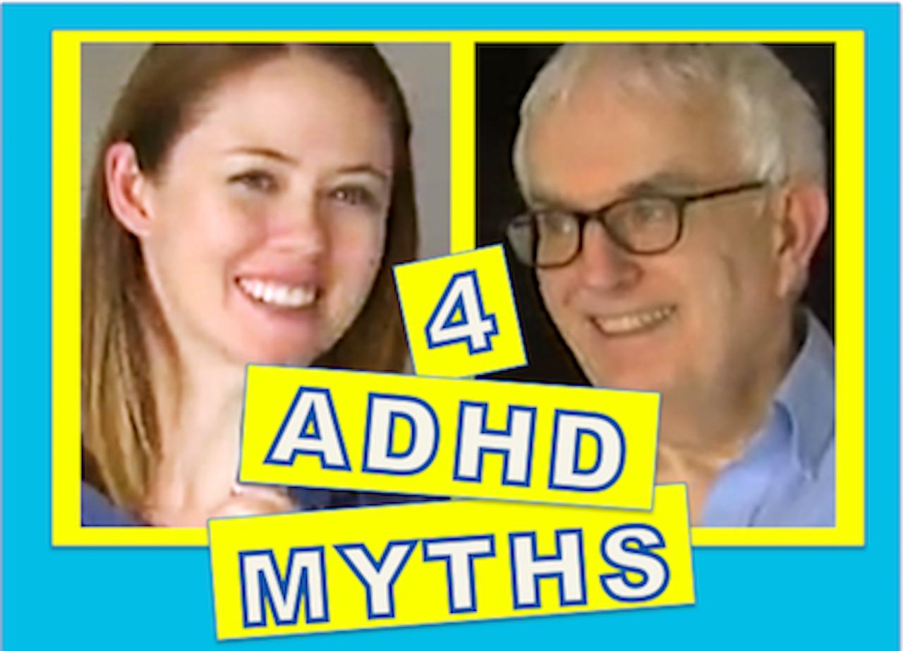 Common ADHD Myths