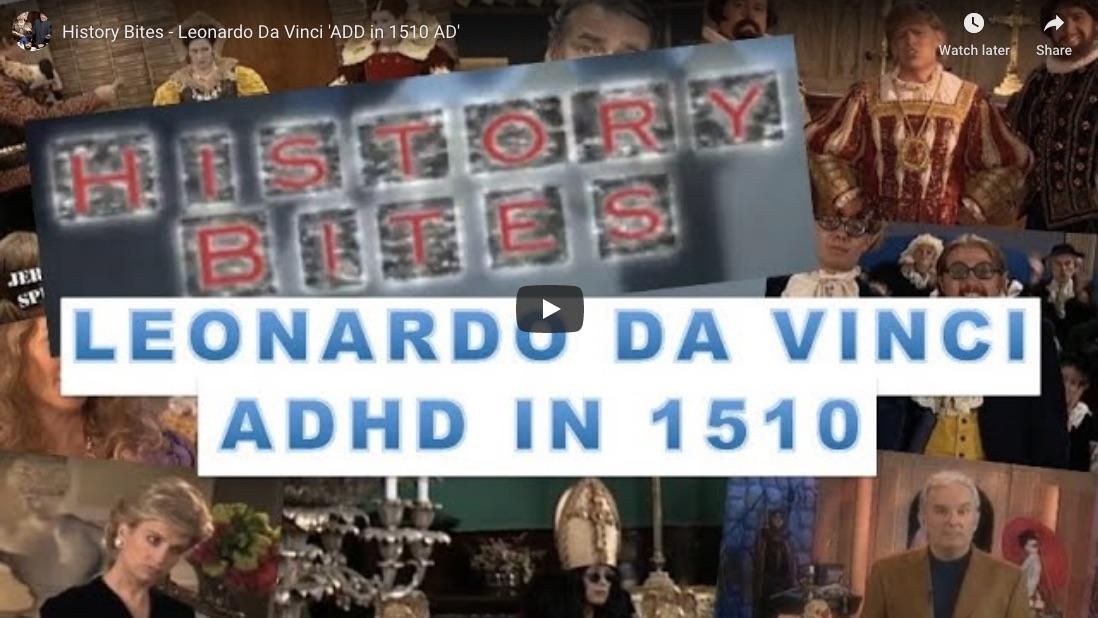 Leonardo DaVinci and ADD