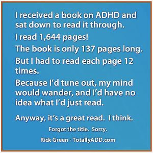 Book About ADHD