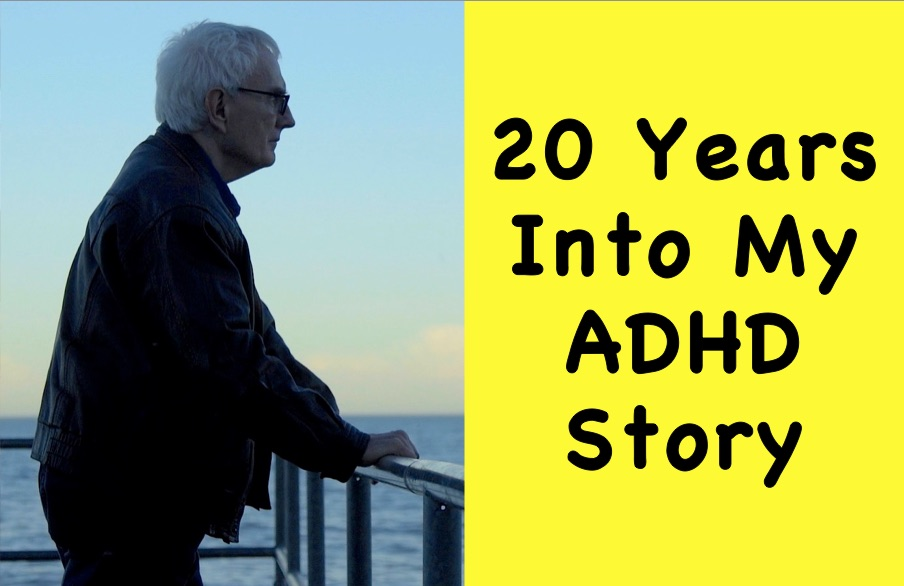 20 Years into Rick Greens ADHD story video thumbnail
