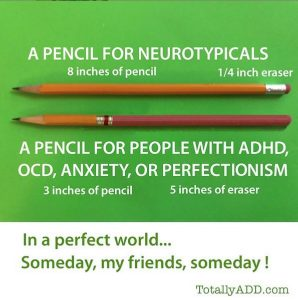 A Pencil for ADHD