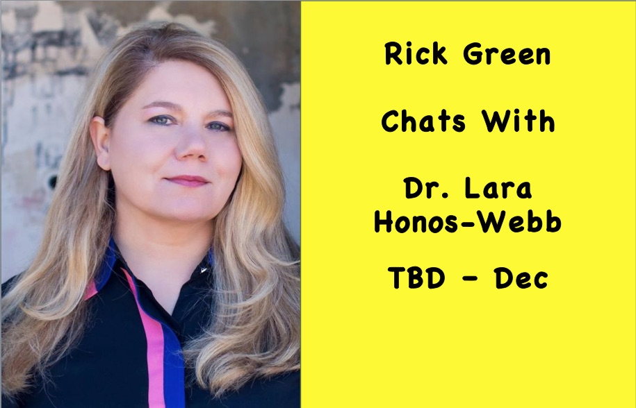 Dr Lara Honos Webb chats with Rick Green thumbnail