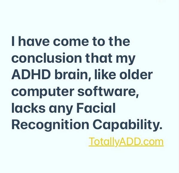 I Don't Recognize Faces Meme