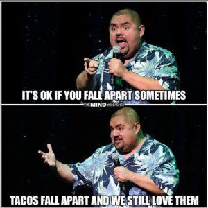 It's Okay To Fall Apart