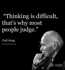 Thinking is Difficult