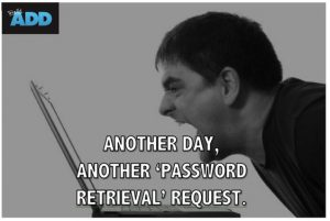 Password Retrieval