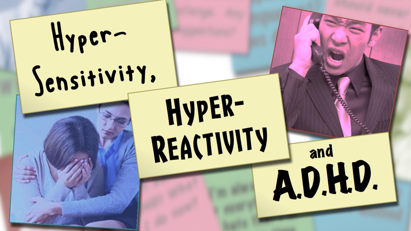 Hyper Reactive video thumbnail Dr. Kathleen Nadeau