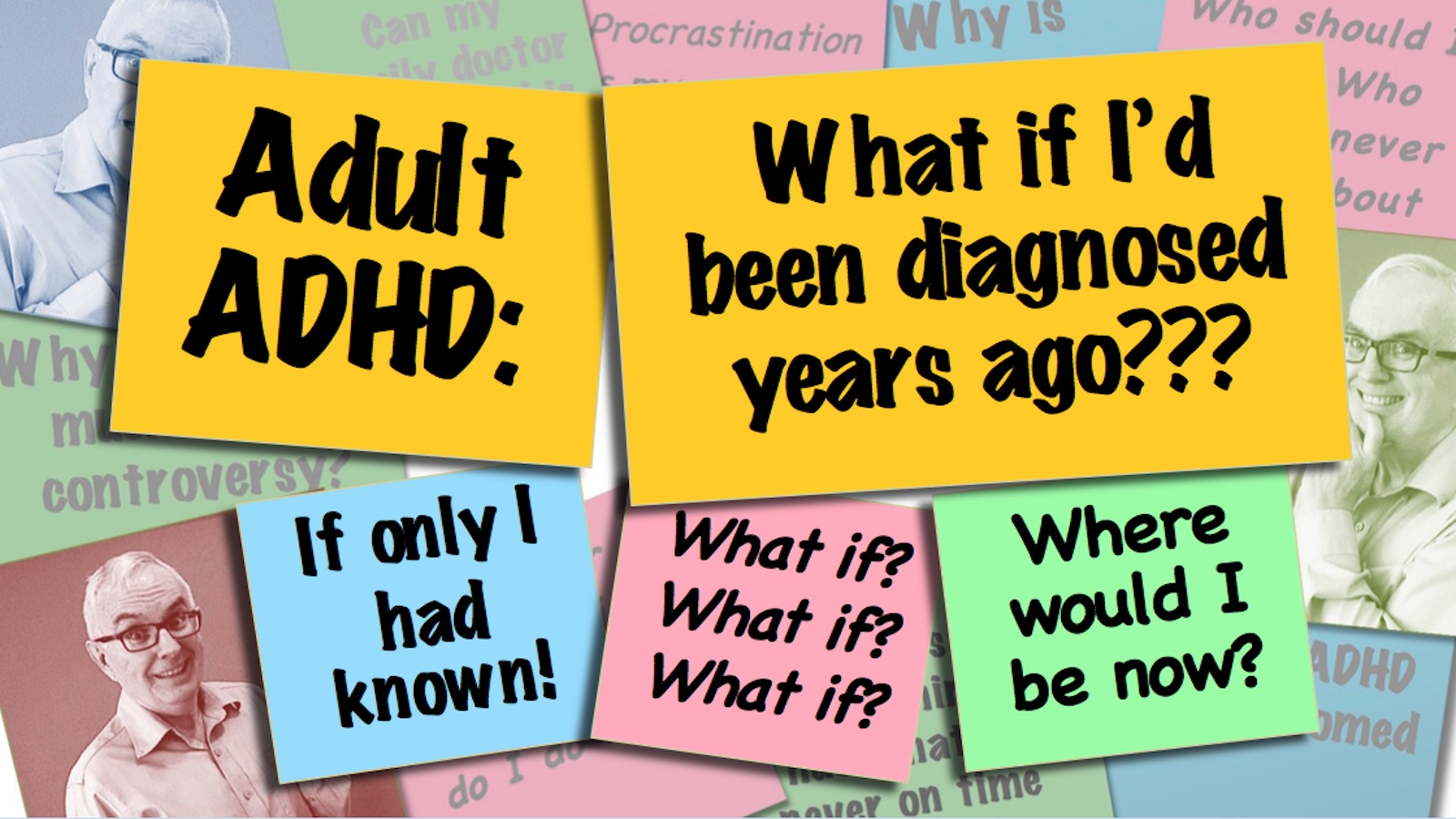 What if I had been diagnosed sooner video thumbnail