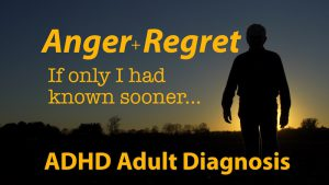 Anger and Regret