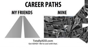 Career Path meme