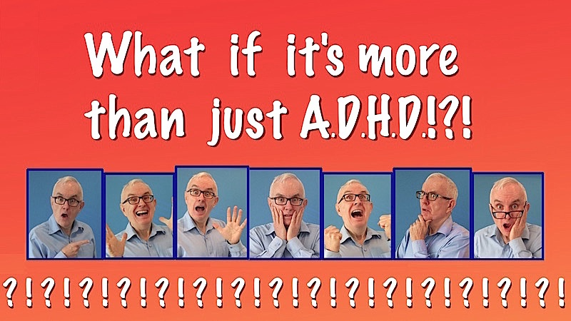Video Thumbnail What if it is more than ADHD - Comorbidity
